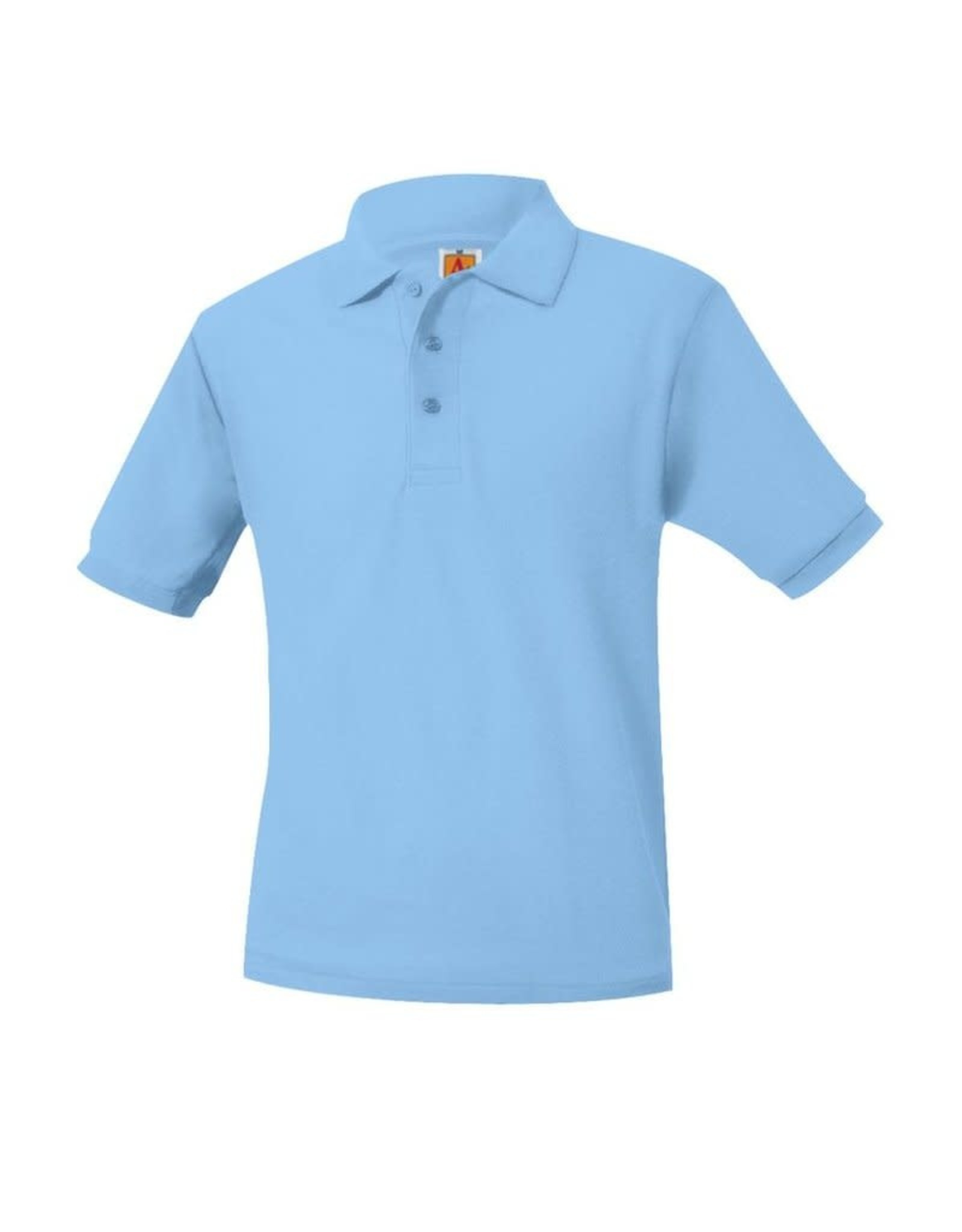 UNIFORM Pique Polo Short Sleeve Shirt  Saint Andrew