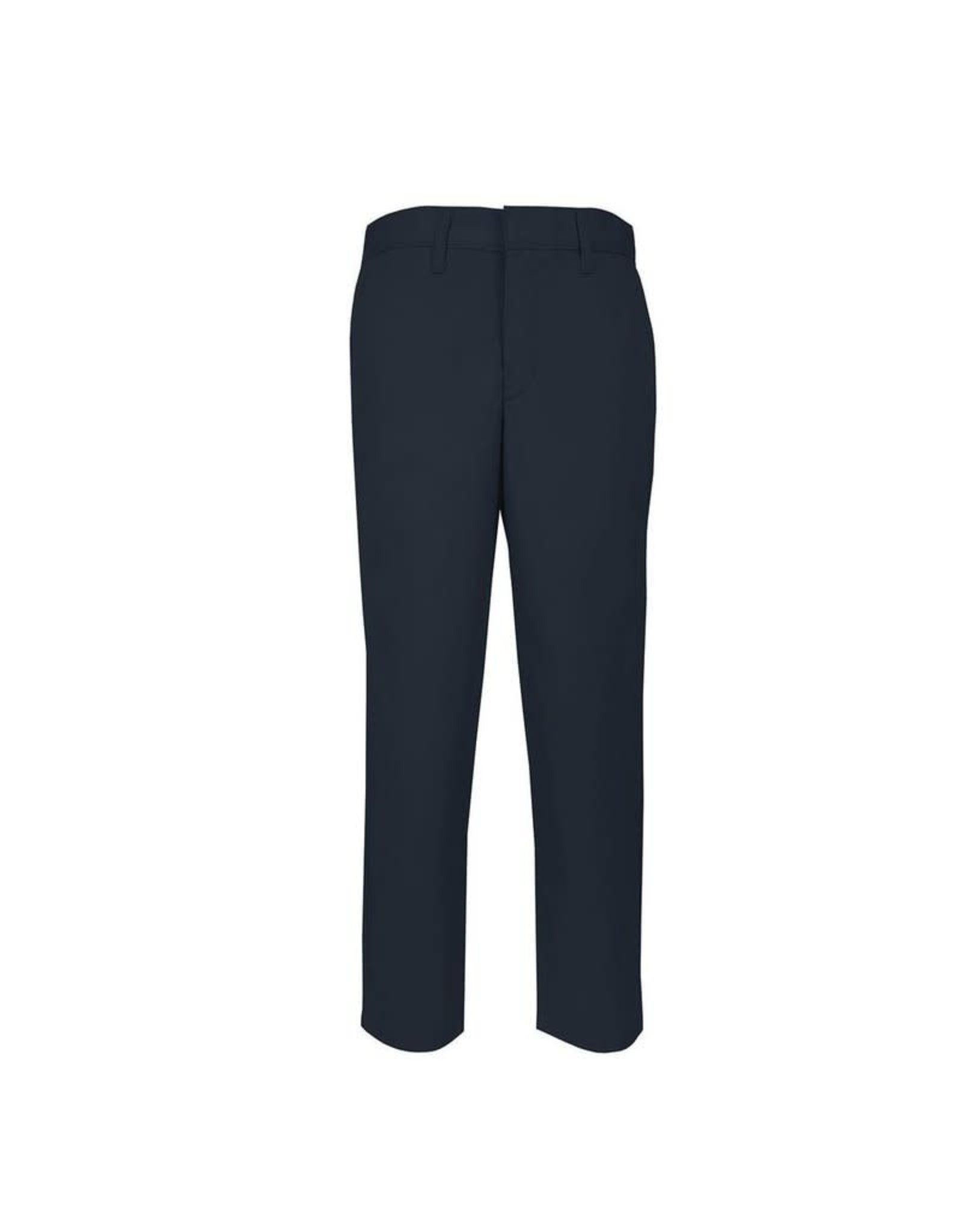 UNIFORM Girls Navy Pants-NEW STYLE