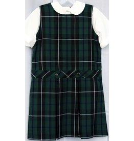 UNIFORM Girls SJ Plaid Jumper-Pre-k-3rd-grade-only