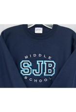 UNIFORM SJBMS Crew Neck Sweatshirt