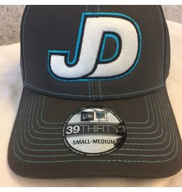 NON-UNIFORM Cap - JD FLEXFIT gray JD logo front eagle back