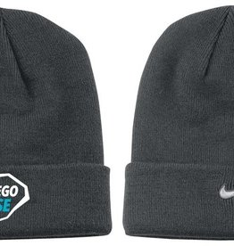 NON-UNIFORM Nike Lacrosse Embroidered Beanie Hat