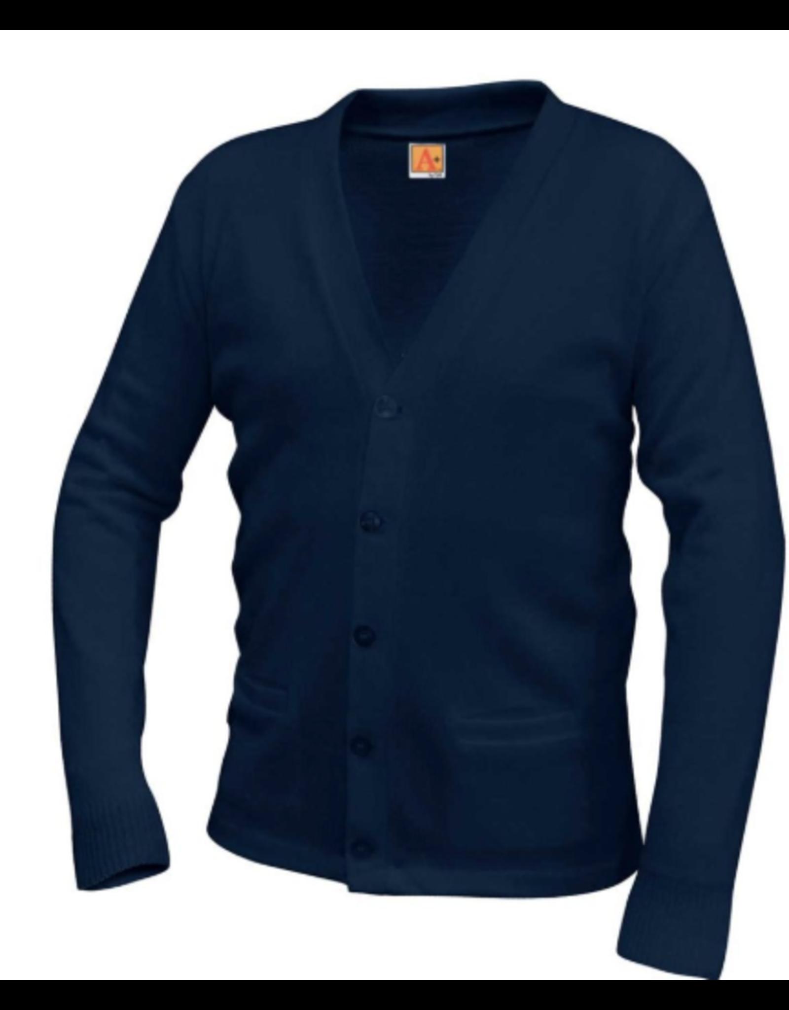 UNIFORM JD SilverLine Cardigan Sweater