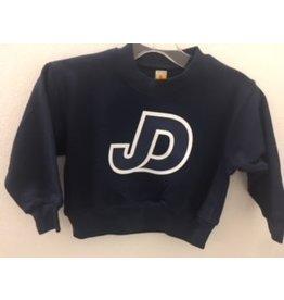 NON-UNIFORM Toddler/Infant - Crewneck Sweatshirt, JD logo center front