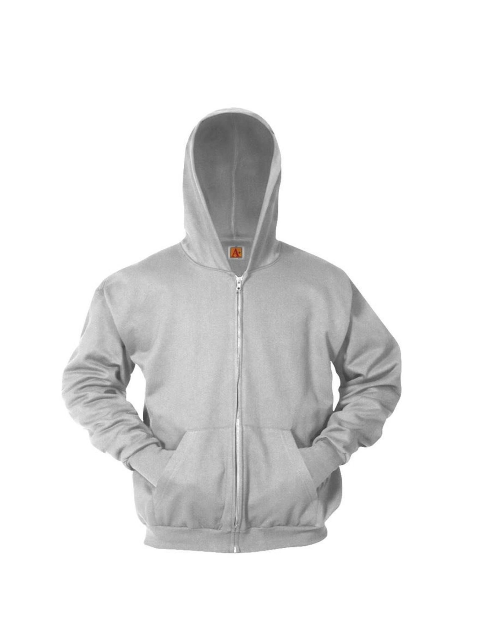 NON-UNIFORM Sweatshirt - Full Zip Hood - youth & adult