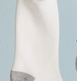 NON-UNIFORM Sport sock, 40% Cotton, 40% coolmax, 17% nylon, 3% spandex.
