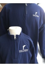 UNIFORM 1/4 Zip - Saint Andrew Cotton 1/4 Zip Pullover
