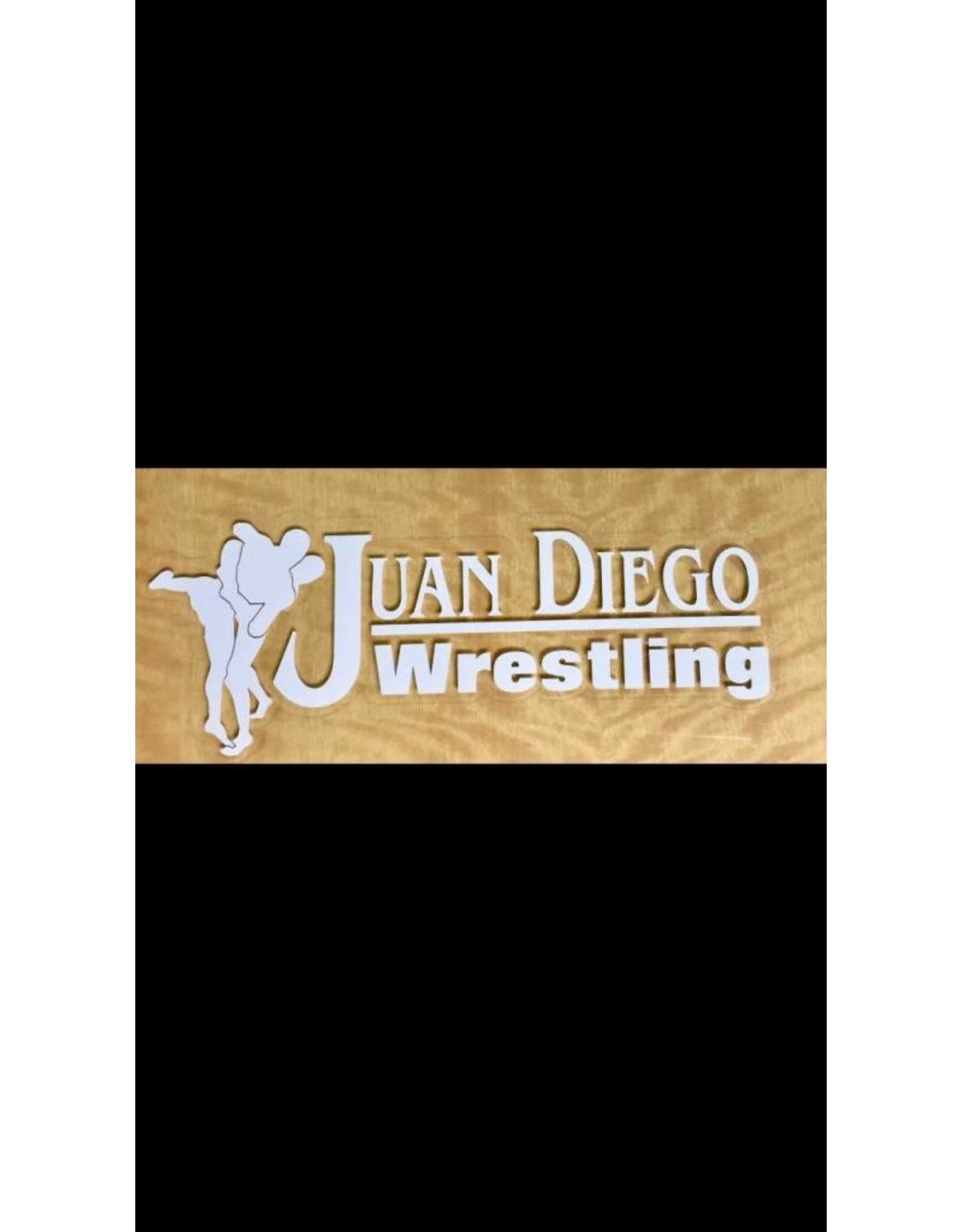 NON-UNIFORM Wrestling- Decal, clearance, sold as is