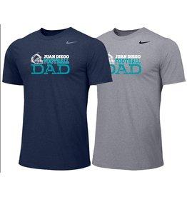 NON-UNIFORM JD Nike Dad Football Tee