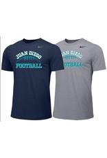 NON-UNIFORM JD Nike Men's Football Tshirt