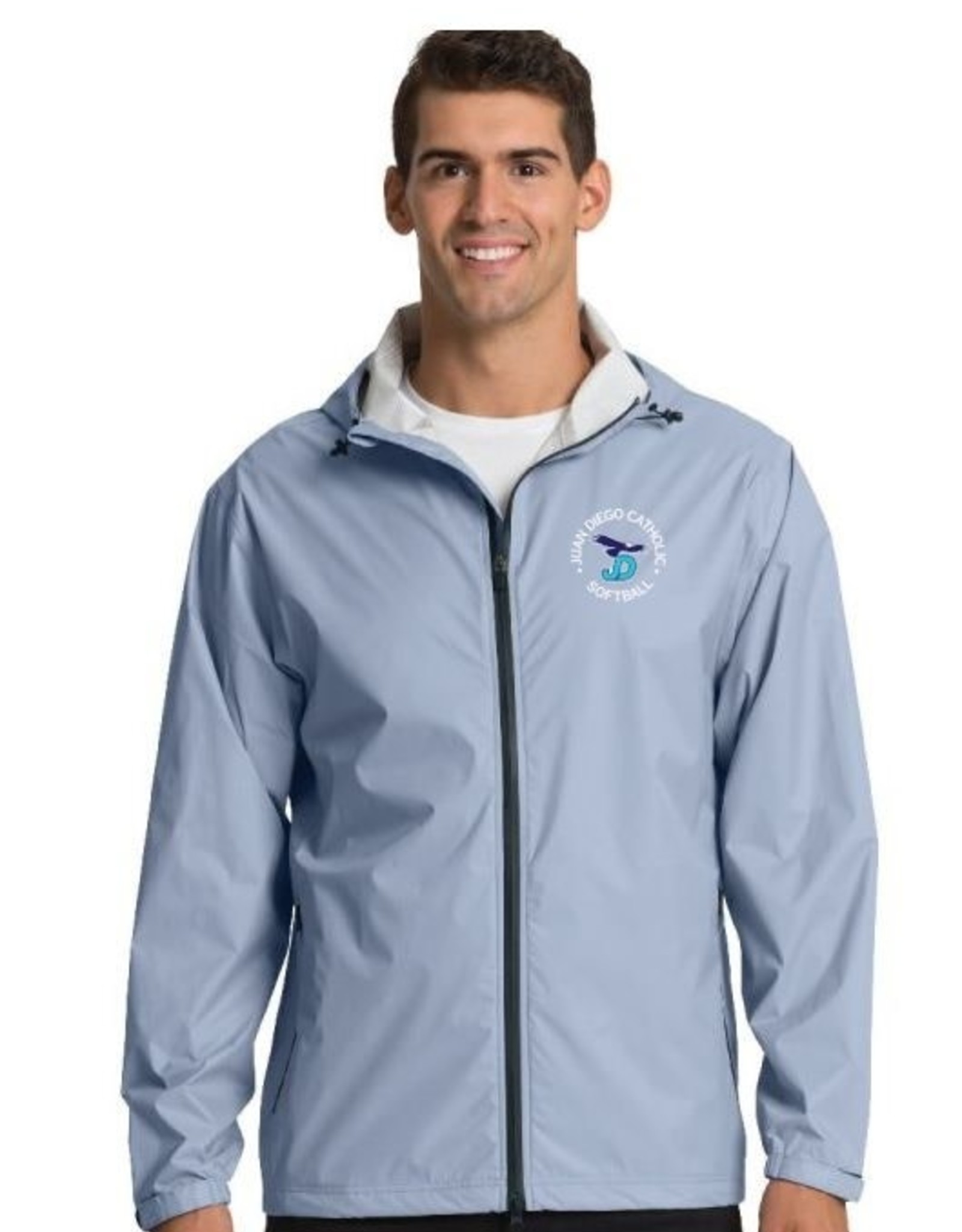 NON-UNIFORM 2018 Softball  UNISEX Embroidered Watertown Jacket