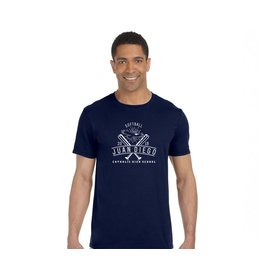 NON-UNIFORM Softball Navy Men's Tee
