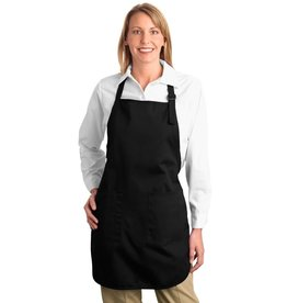 NON-UNIFORM Adjustable Apron, embroidered