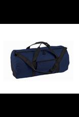 "NON-UNIFORM Bag - 24"" Gym Bag, navy bag, white strap"
