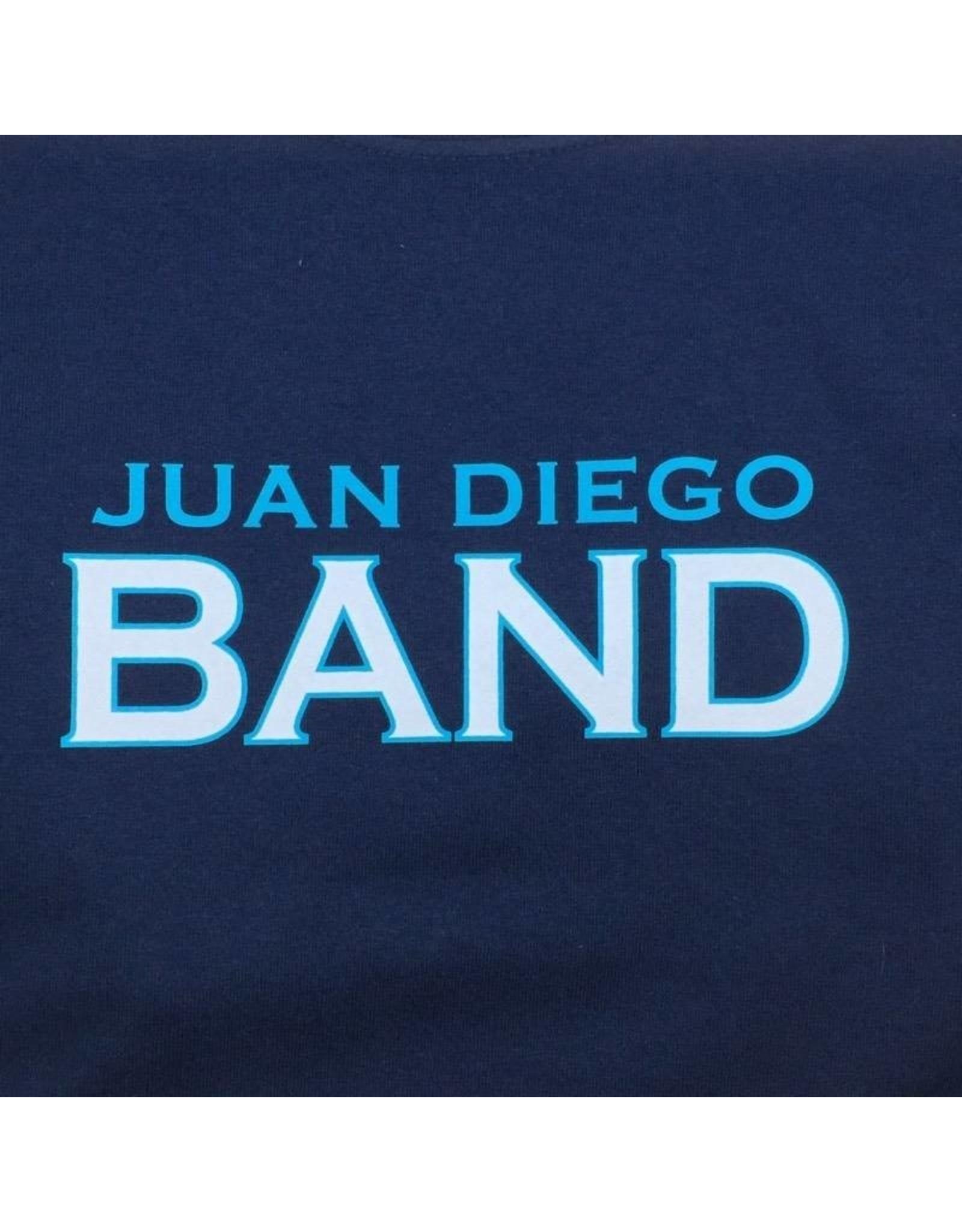 NON-UNIFORM Band, Juan Diego Band Custom Order Navy Unisex s/s t-shirt