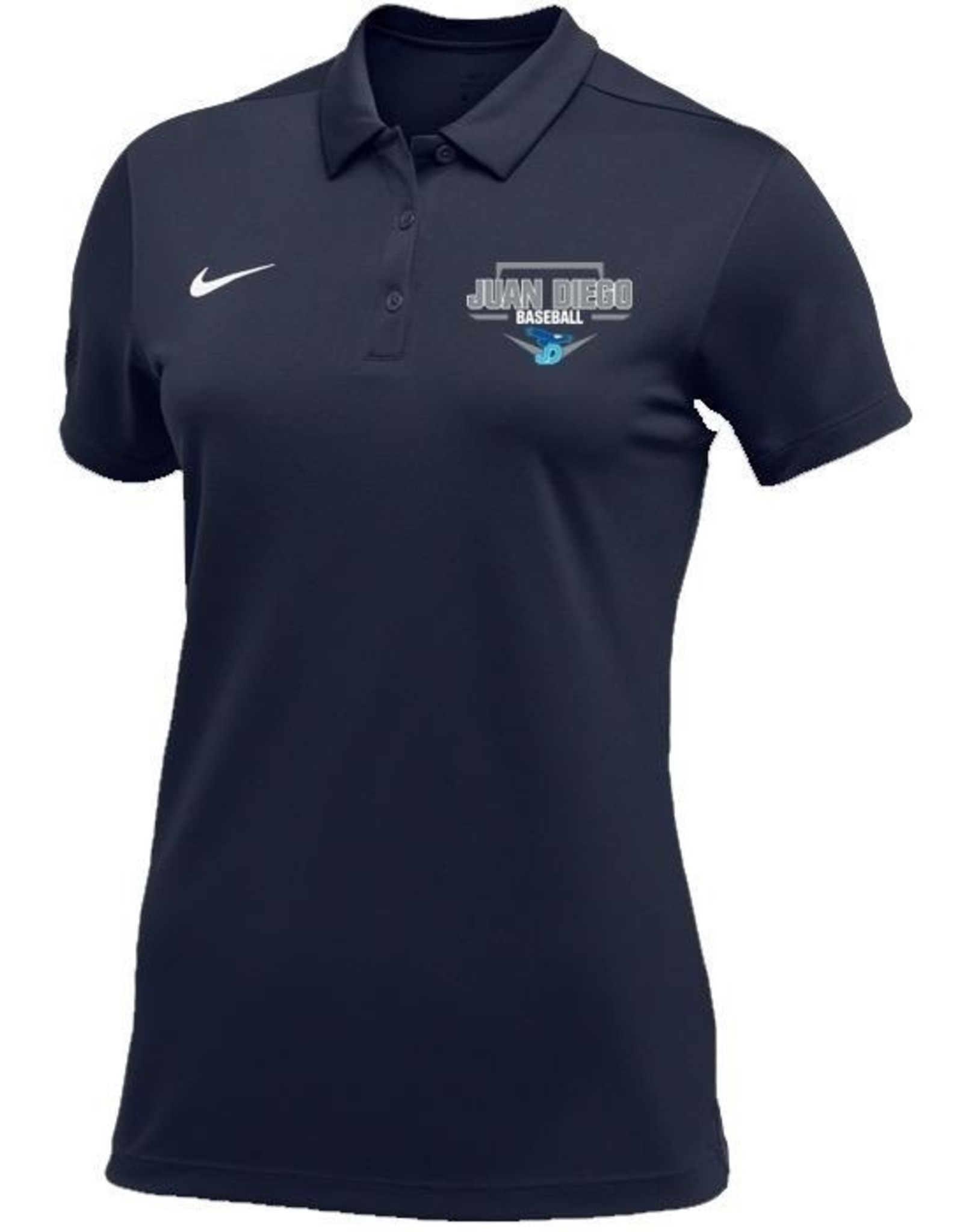 NON-UNIFORM Baseball - JD Baseball Custom Nike Women's Polo