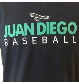 NON-UNIFORM Baseball, JD Nike Baseball s/s cotton tee