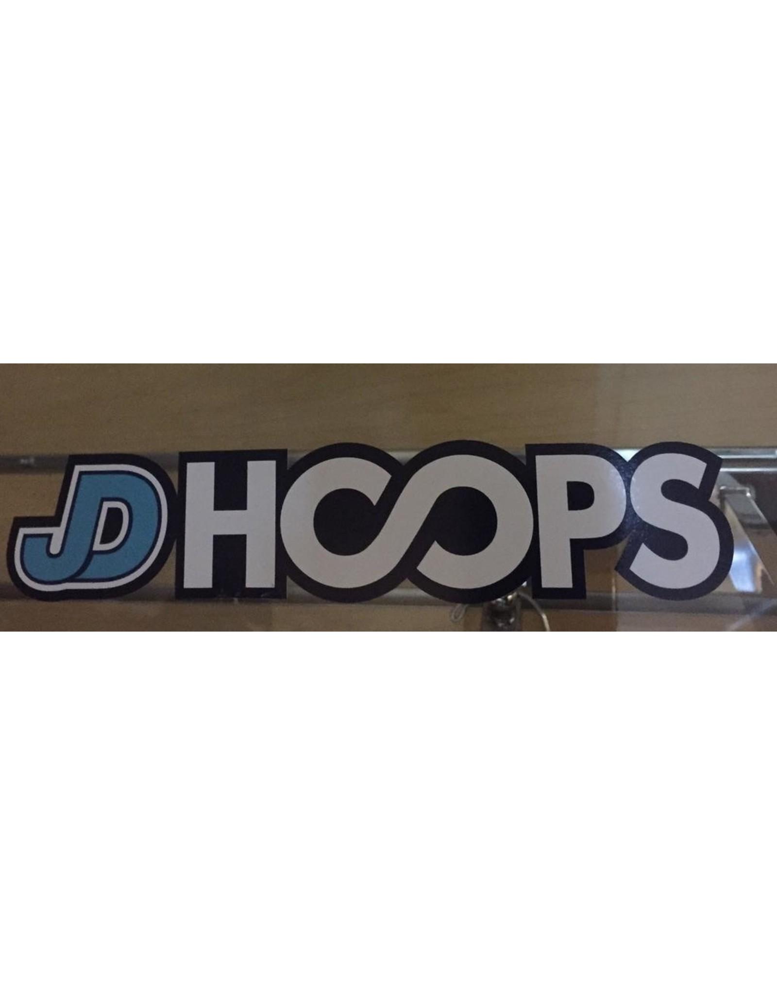 NON-UNIFORM Basketball - Decal, Hoops Design