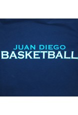 NON-UNIFORM Basketball, Juan Diego Basketball Custom Order Navy Unisex s/s t-shirt