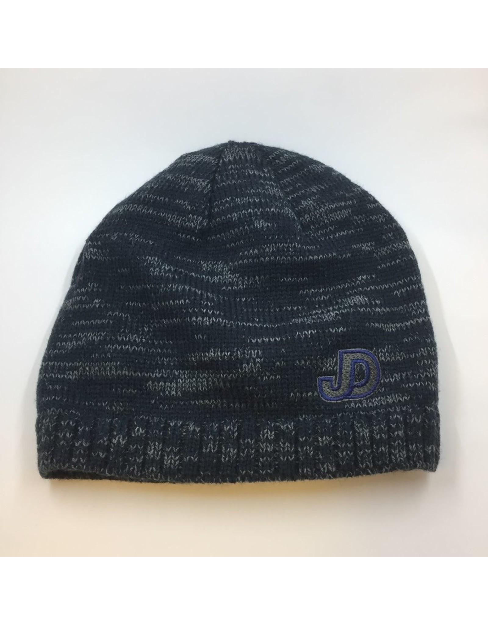NON-UNIFORM Beanie - JD Navy/Grey Marbled Hat