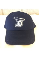 NON-UNIFORM Cap - JD youth adjustable navy log can vary