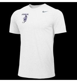 NON-UNIFORM Cross Country White Nike Tee