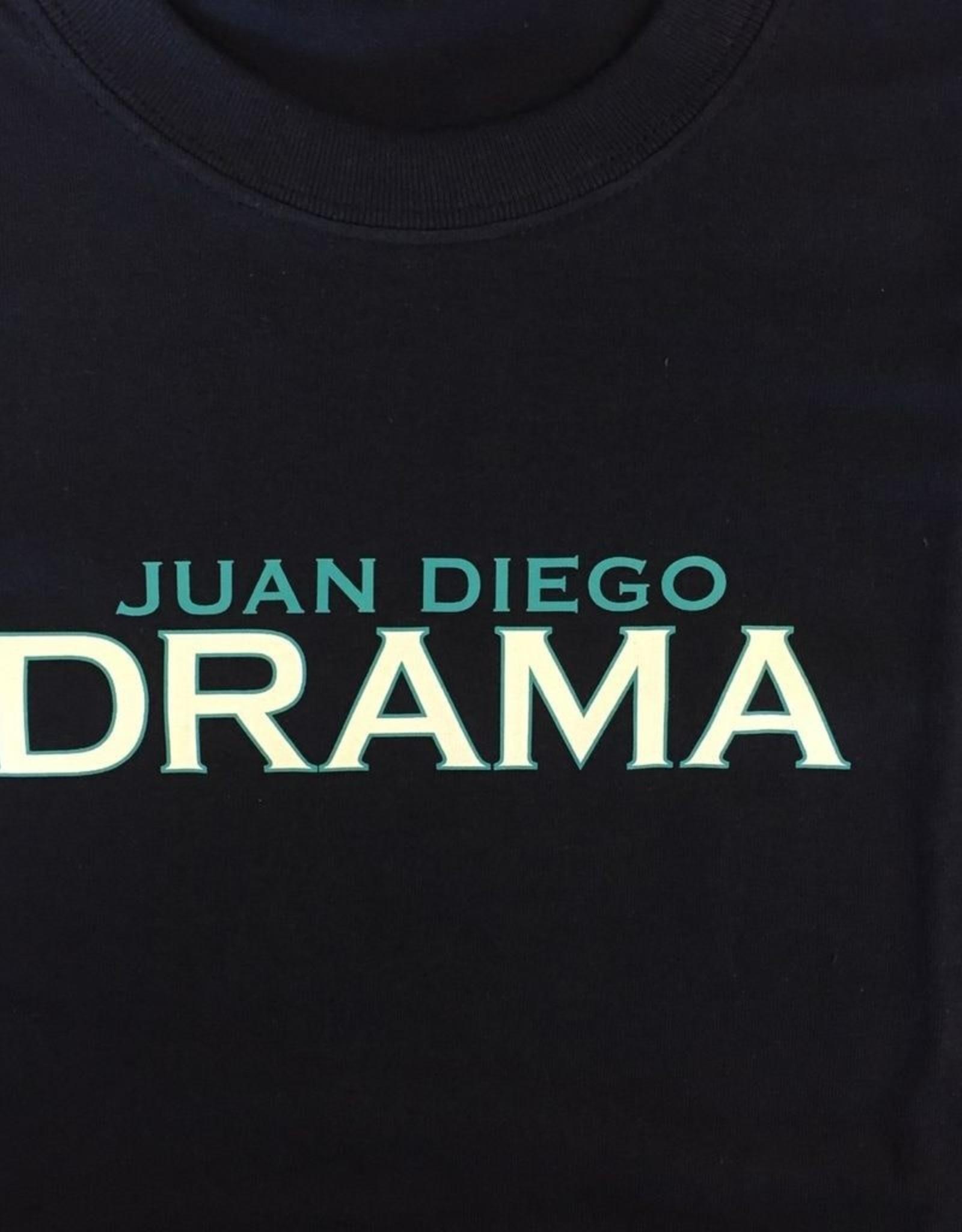 NON-UNIFORM Drama, Juan Diego Drama Custom Order Navy Unisex s/s t-shirt