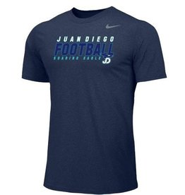 NON-UNIFORM Football Tee - Nike Legend S/S, JD - Custom, youth & adult sizes