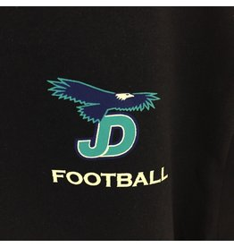NON-UNIFORM Football, Juan Diego Football Custom Order Navy Unisex s/s t-shirt