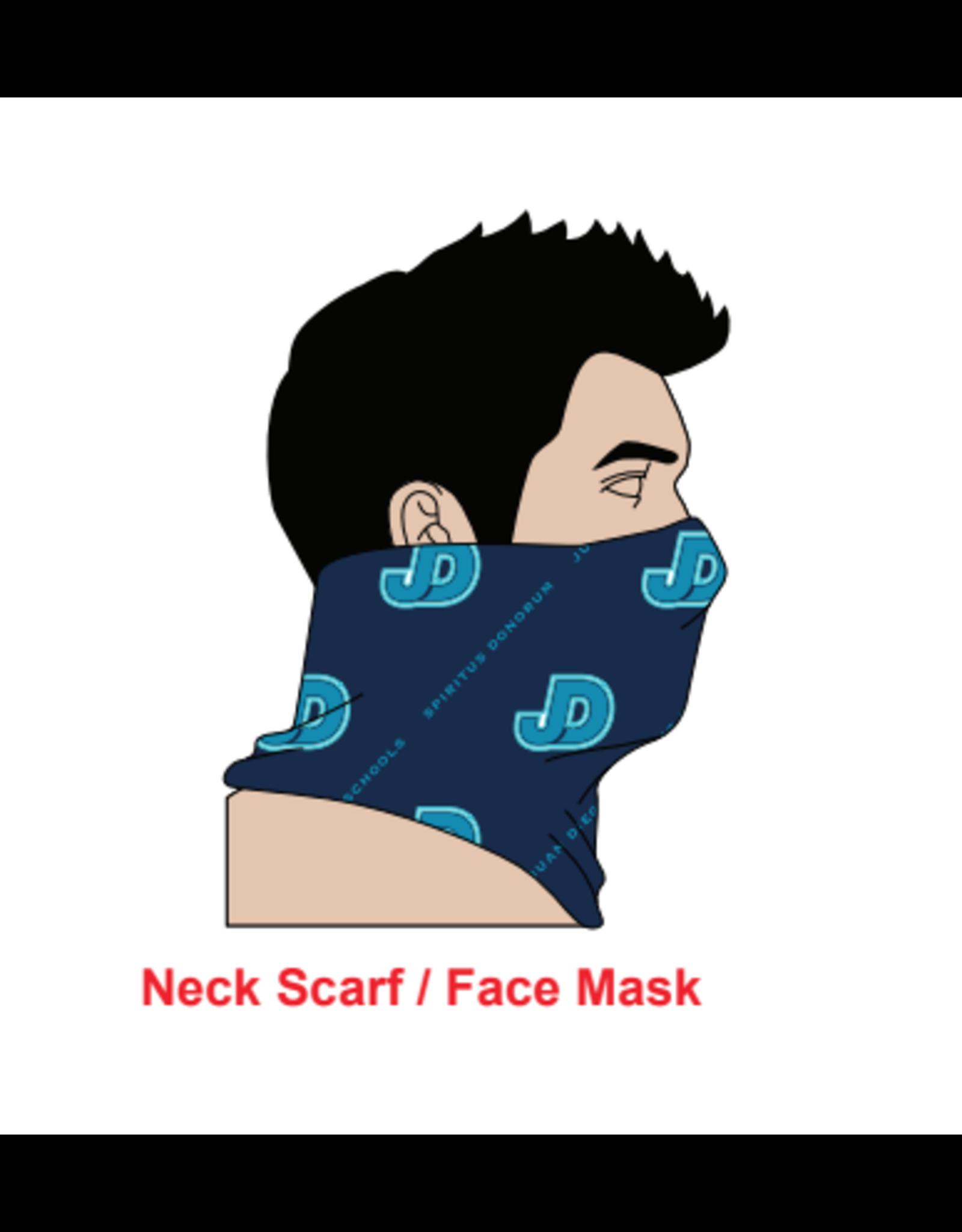NON-UNIFORM Gaitor - JD Neck Gaitor, mask