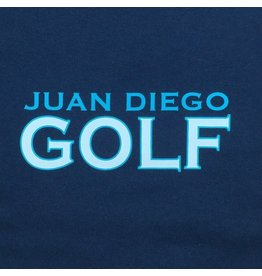 NON-UNIFORM Golf, Juan Diego Golf Custom Order Navy Unisex s/s t-shirt