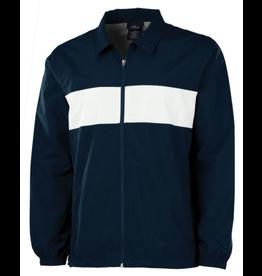 NON-UNIFORM JACKET - Striped Sideline Jacket, custom