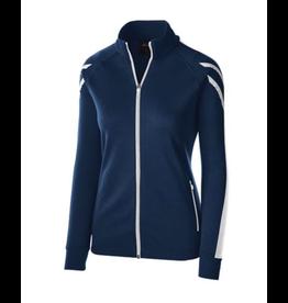 NON-UNIFORM JACKET - Ladies Flux jacket with custom embroidery - P-24845