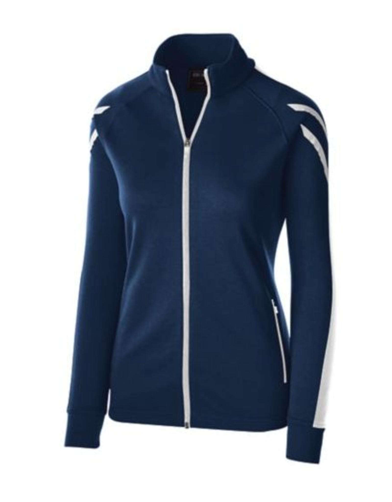 NON-UNIFORM JACKET - Ladies Flux jacket with custom embroidery - P-26432