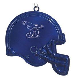 NON-UNIFORM JD 3-D Metal Ornament, Laser Engraved