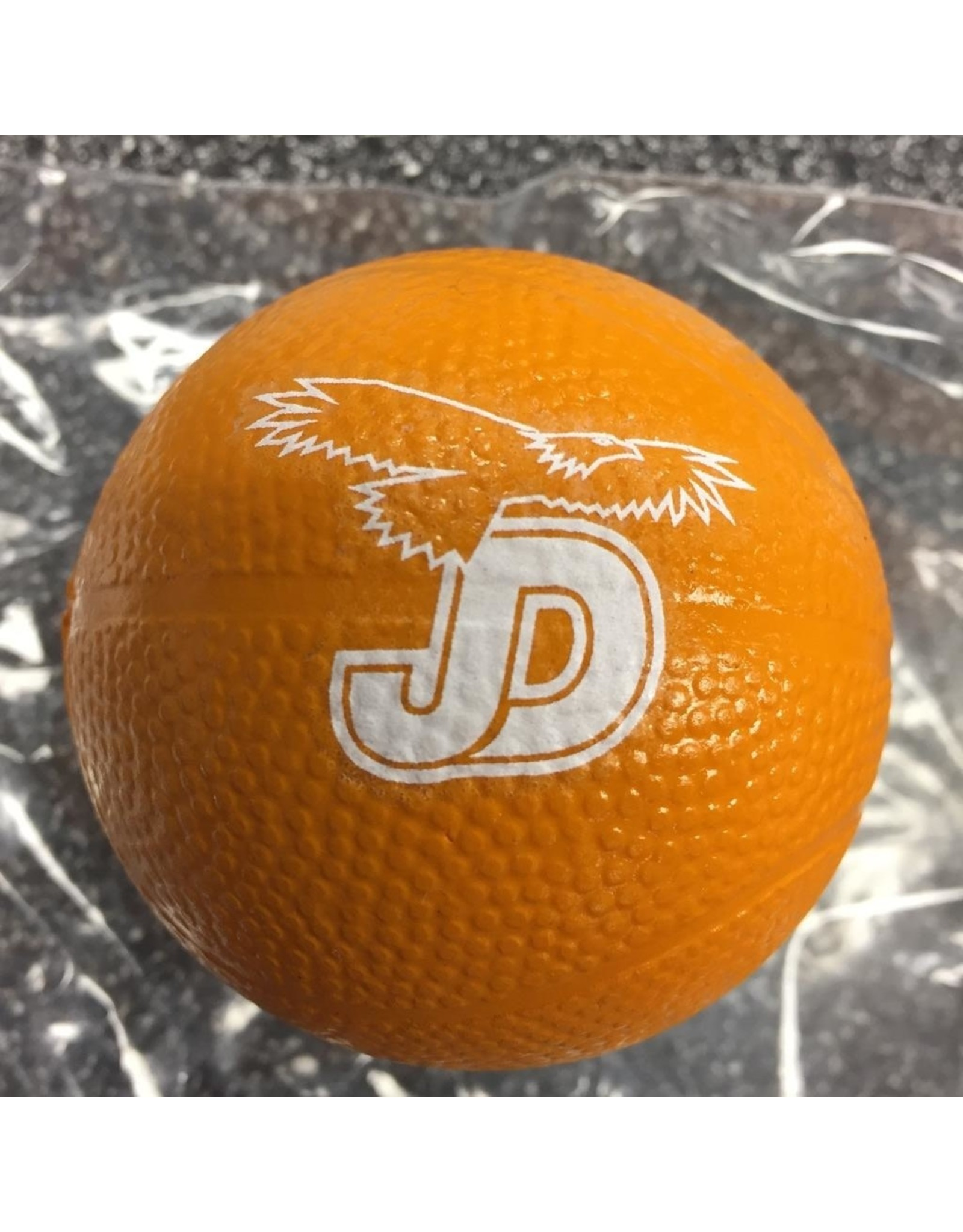NON-UNIFORM JD Basketball -  Mini Foam Ball