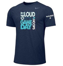 NON-UNIFORM JD Basketball Game Day Nike Legend Tee