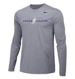 UNIFORM JD Cross Country Long Sleeve Nike Tees