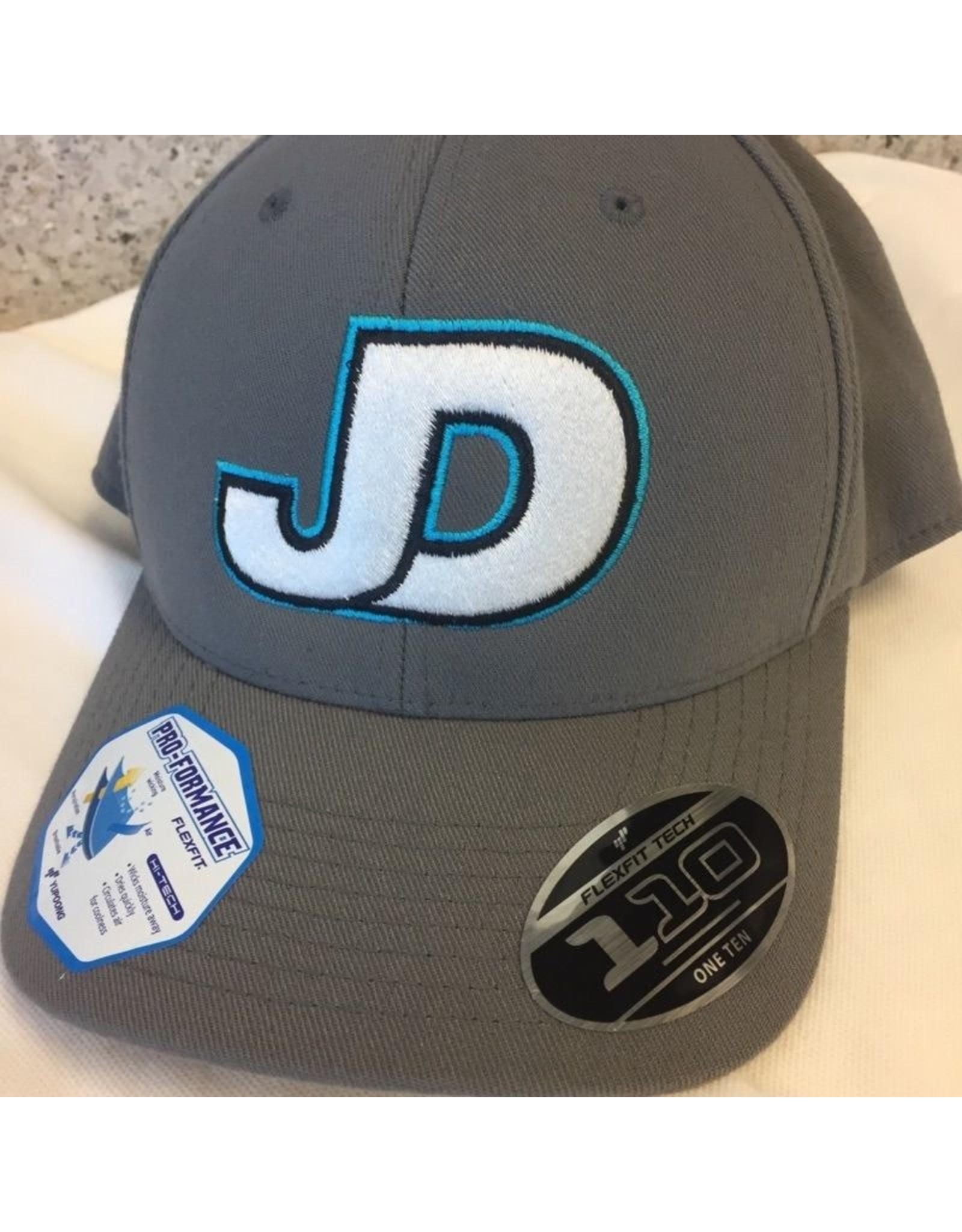 NON-UNIFORM JD Flexfit Adjustable JD logo front/eagle back