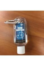 NON-UNIFORM JD Hand Sanitizer with Carabiner