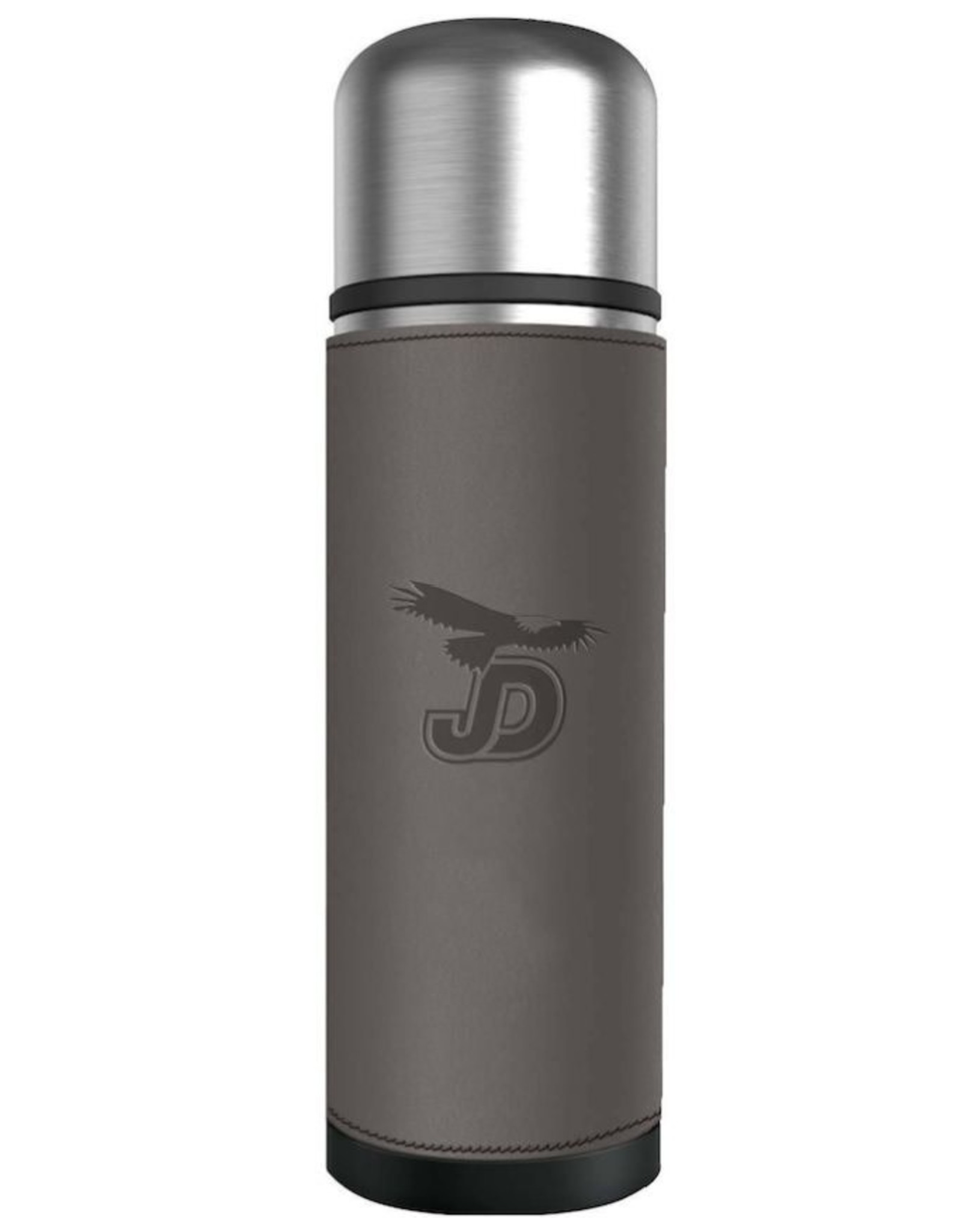 NON-UNIFORM JD Insulated Thermos 17oz. Bottle, Gray