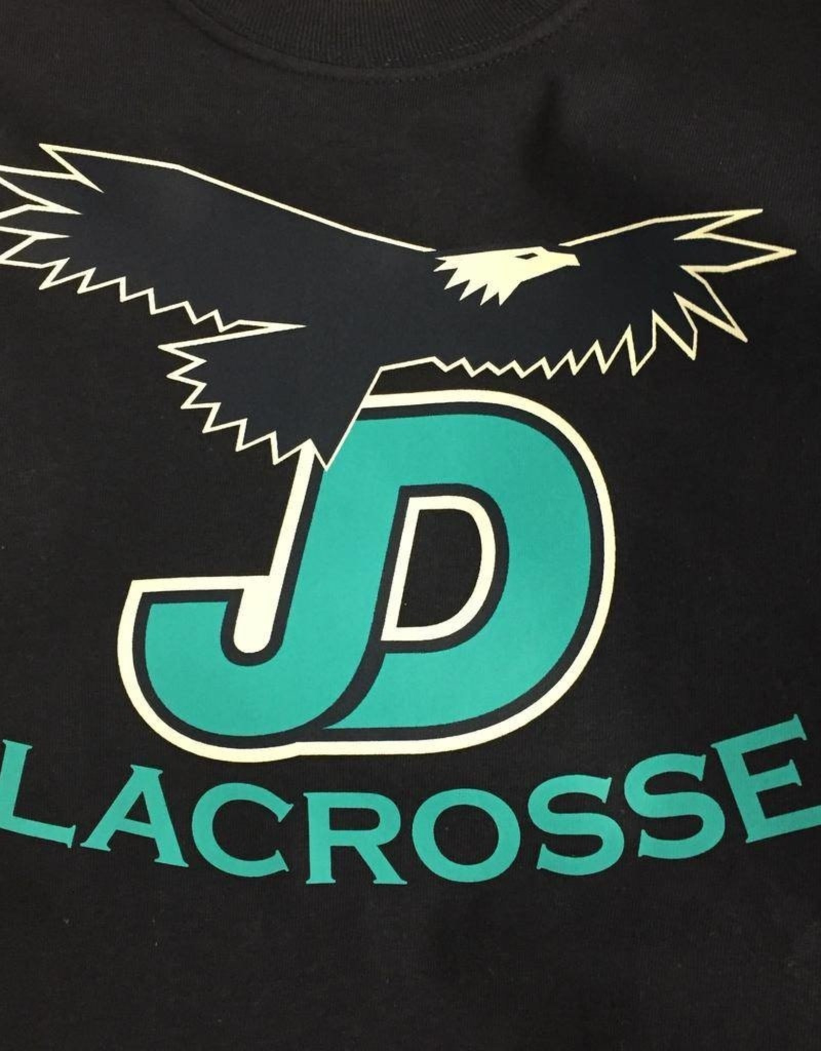 NON-UNIFORM JD Lacrosse Unisex T-shirt, Navy