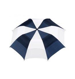 NON-UNIFORM JD Large Golf Stripe Umbrella