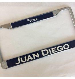 NON-UNIFORM JD Metal License Plate Frame