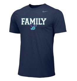 NON-UNIFORM JD NIke 'Family' Tee w/JD logo custom add sport