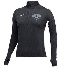 NON-UNIFORM JD Nike Team Dry Element 1/2 Zip Top, Custom, - Women's