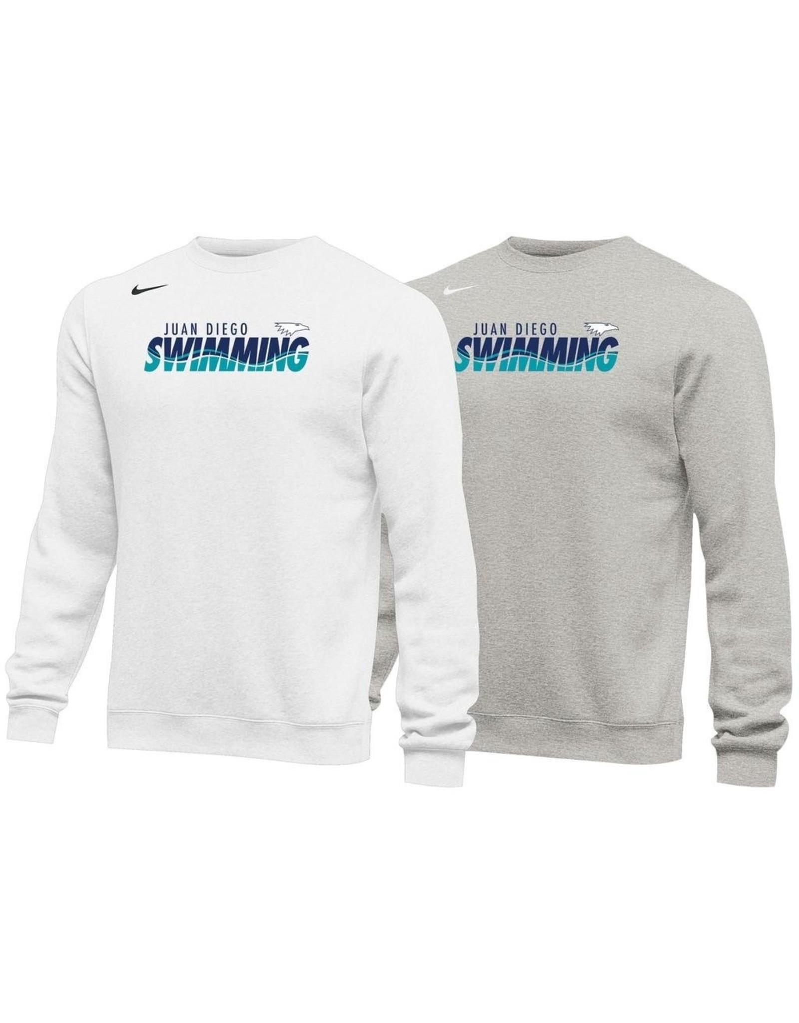NON-UNIFORM JD Swim Nike Crew Neck Sweatshirt  835589