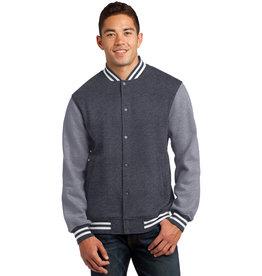 NON-UNIFORM JD Theatre Letterman Jacket, Sport Tek Fleece