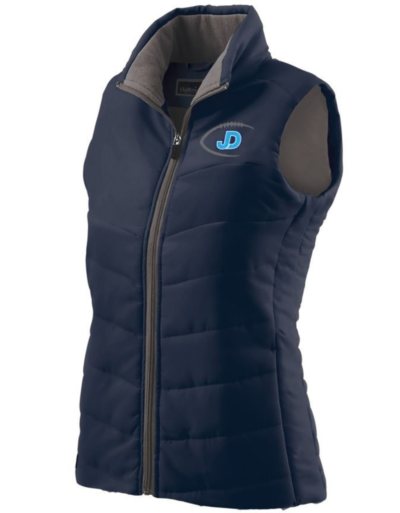NON-UNIFORM JD Women's Football Navy Vest