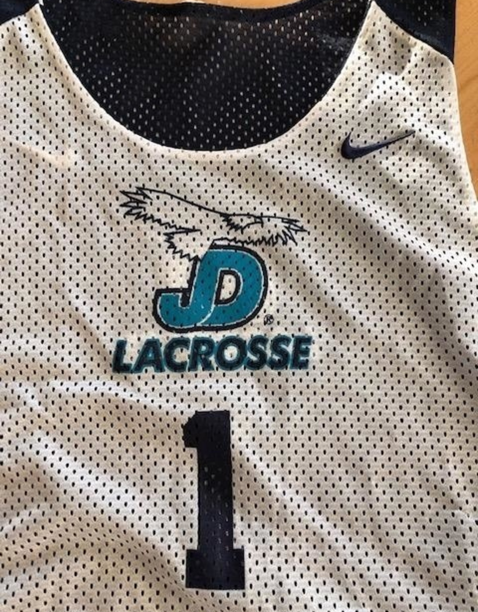 UNIFORM JD Youth Lacrosse Uniform Jersey Pinnie